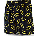Briefly Stated Men's Batman Boxers in a Tin - Black (Small)