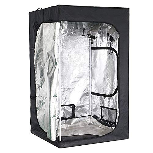 X&LFC 600D Grow Tent Growbox Plant Tent, Indoor Hydroponics Grow Room Tent Growing Tent, Easy to Install and Use, for…