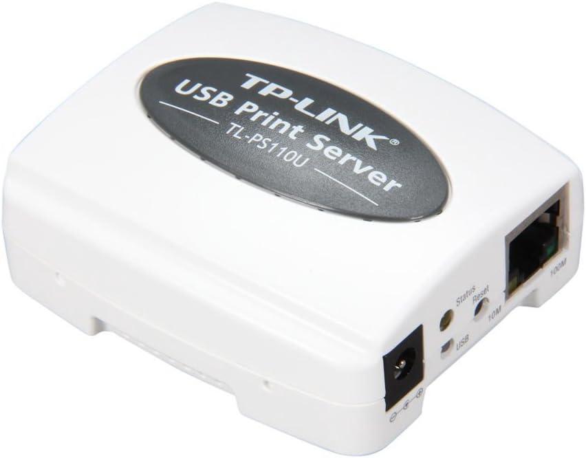 Tp Link Printserver Fast Ethernet Tl Ps110u Computer Zubehör
