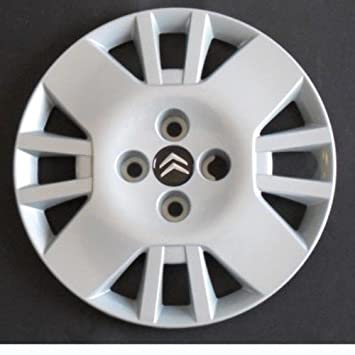 Set of 4 new wheel trims for Citroen Nemo with original rims in 14 inches (