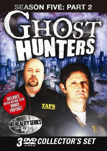 Ghost Hunters: Season 5, Part Two by Image Entertainment