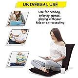 Giantex Adjustable Floor Gaming Sofa Chair