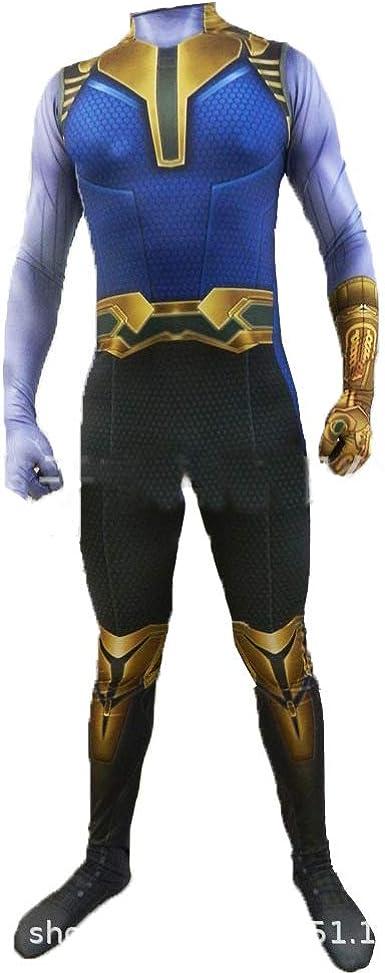 FUTUAN Disfraz de Thanos Avengers Endgame para niños, Disfraz de ...