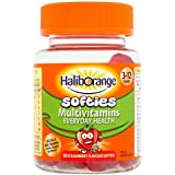 Haliborange Kids Multivitamin Softies Strawberry 30 Tablets