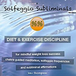 Diet & Exercise Discipline, for Mindful Weight Loss Success
