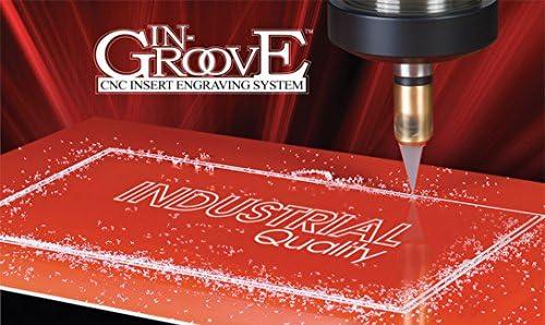 Amana Tool Industrial Grade RCK-384 040 V Tip//Rc-1075//1076 60/°