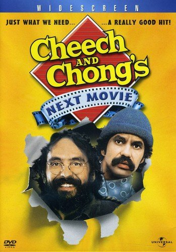 Cheech and Chong's Next Movie Cheech Marin Tommy Chong Evelyn Guerrero Betty Kennedy