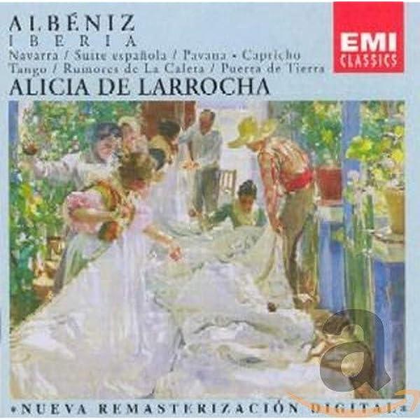 Iberia,Suite Española: Isaac Albeniz: Amazon.es: Música
