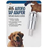 Automatic Faucet AutoFlo Tap Adaptor | Dog Pet Drinking Fountain Waterer TAP1 by Pet Supplies