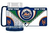 Duckhouse New York Mets Crystal Freezer Mug
