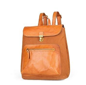 Amazon.com: Moda otoño bolsa de invierno para mujer mochila ...