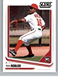 Baseball MLB 2018 Panini Chronicles Score #26 Victor Robles #26 NM Near Mint Nationals