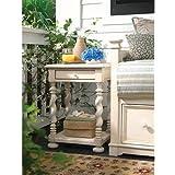 Paula Deen Home Sweet Tea Side Table, Linen