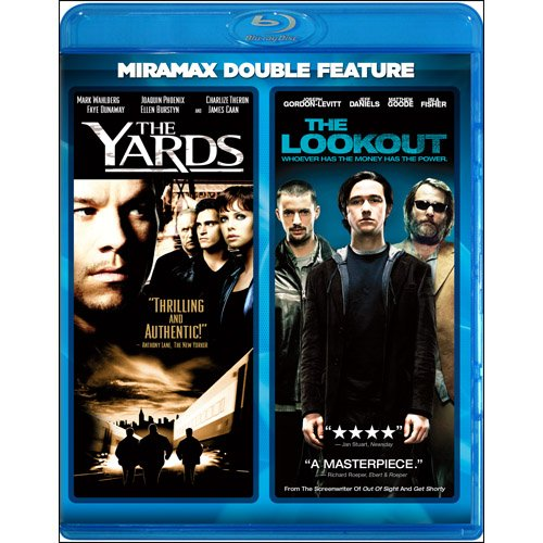 The Yards / The Lookout (Miramax Double Feature) [Blu-ray]