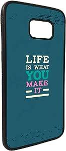 كفر جلاكسي نوت 5 life is what you make it بطبعة