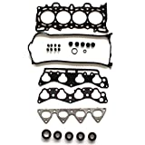SCITOO Replacement for Head Gasket Kits fit Honda Civic del Sol S Si GX HX 1996-2000 Automotive Engine Head Gaskets Set