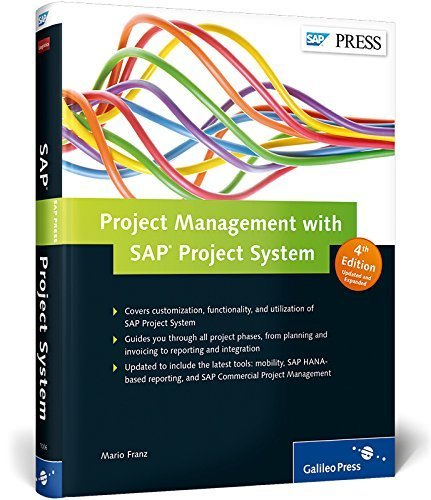 (Project Management with SAP Project System (4th Edition) 4th Revised edition by Mario Franz (2015) Hardcover )