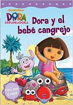 Libro PDF Gratis Dora Y El Bebé Cangrejo