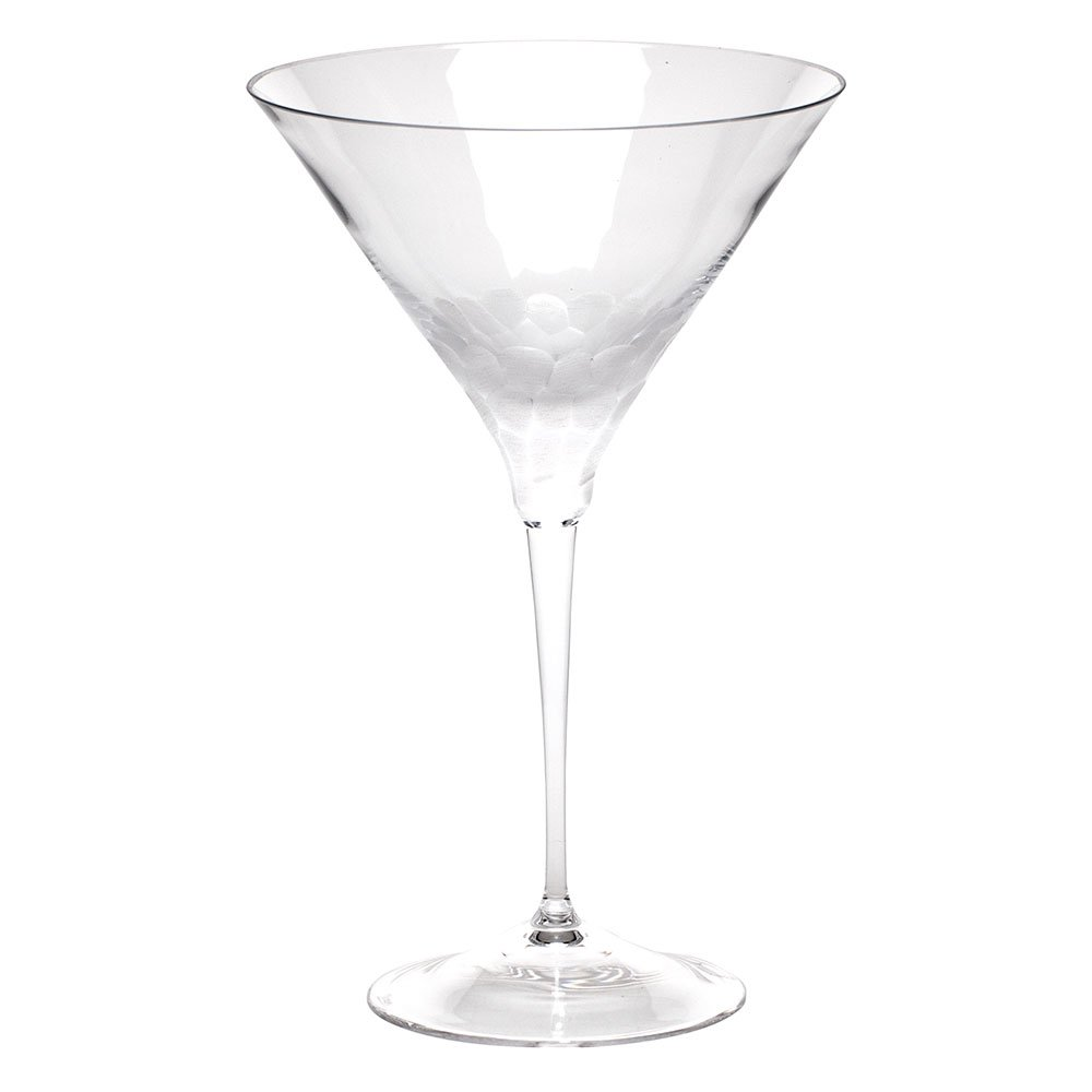 Moser Pebbles Martini, Clear