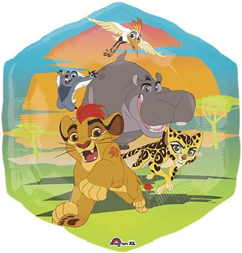 Amazon.com: 11pc Disney Lion Guardia Globo Ramo Fiesta ...