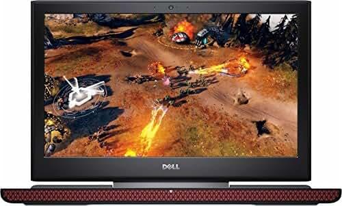 Dell Inspiron 15 7000 Series Gaming Edition 7567 15.6-Inch Full HD Screen Laptop - Intel Core i5-7300HQ, 1TB SSD + 2 TB HDD, 8GB DDR4 Memory, NVIDIA GTX 1050 4GB Graphics, Windows 10