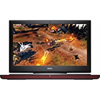 Dell Inspiron 15 7000 Series Gaming Edition 7567 15.6-Inch Full HD Screen Laptop - Intel Core i5-7300HQ, 256GB SSD + 1 TB HDD, 16GB DDR4 Memory, NVIDIA GTX 1050 4GB Graphics, Windows 10