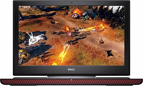 Dell Inspiron 15 7000 Series Gaming Edition 7567 15.6-Inch Full HD Screen Laptop - Intel Core i5-7300HQ, 1 TB Hybrid HDD, 8GB DDR4 Memory, NVIDIA GTX 1050 4GB Graphics, Windows 10 (Video Cards Laptop Dell)