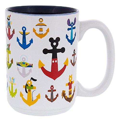 (Disney Parks Character Anchors Mug)