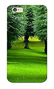 Inthebeauty 670f5dc1053 Protective Case For Iphone 6(rows Of Trees ) - Nice Gift For Lovers