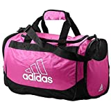 Adidas Defender Small Duffel Bag -Magenta (Small) Review