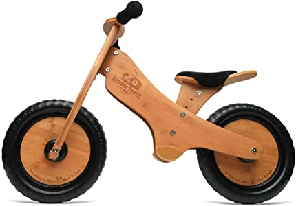 Kinderfeets- Balancebike, Color Brown (98571): Amazon.es: Juguetes ...