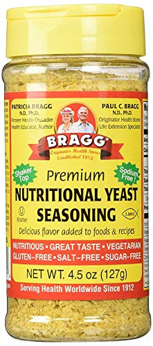 Bragg Nutritional Yeast Seasoning, 4.5 Oz (Pack Of 6) by Bragg (Image #7)