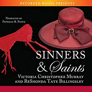 Sinners & Saints Audiobook