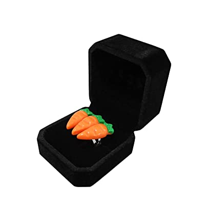 Forum Novelties 3 Karat' Engagement Ring Prank Novelty Item: Home & Kitchen