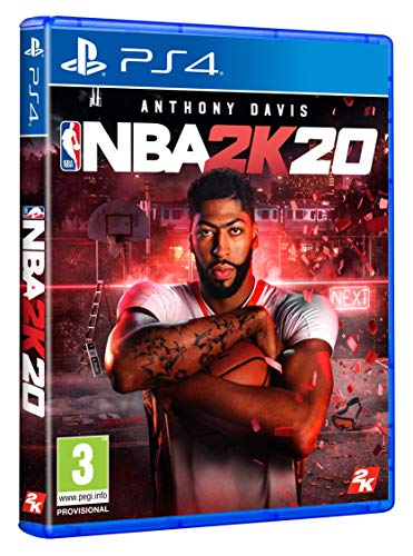 NBA 2K20 (PS4) from 2K GAMES
