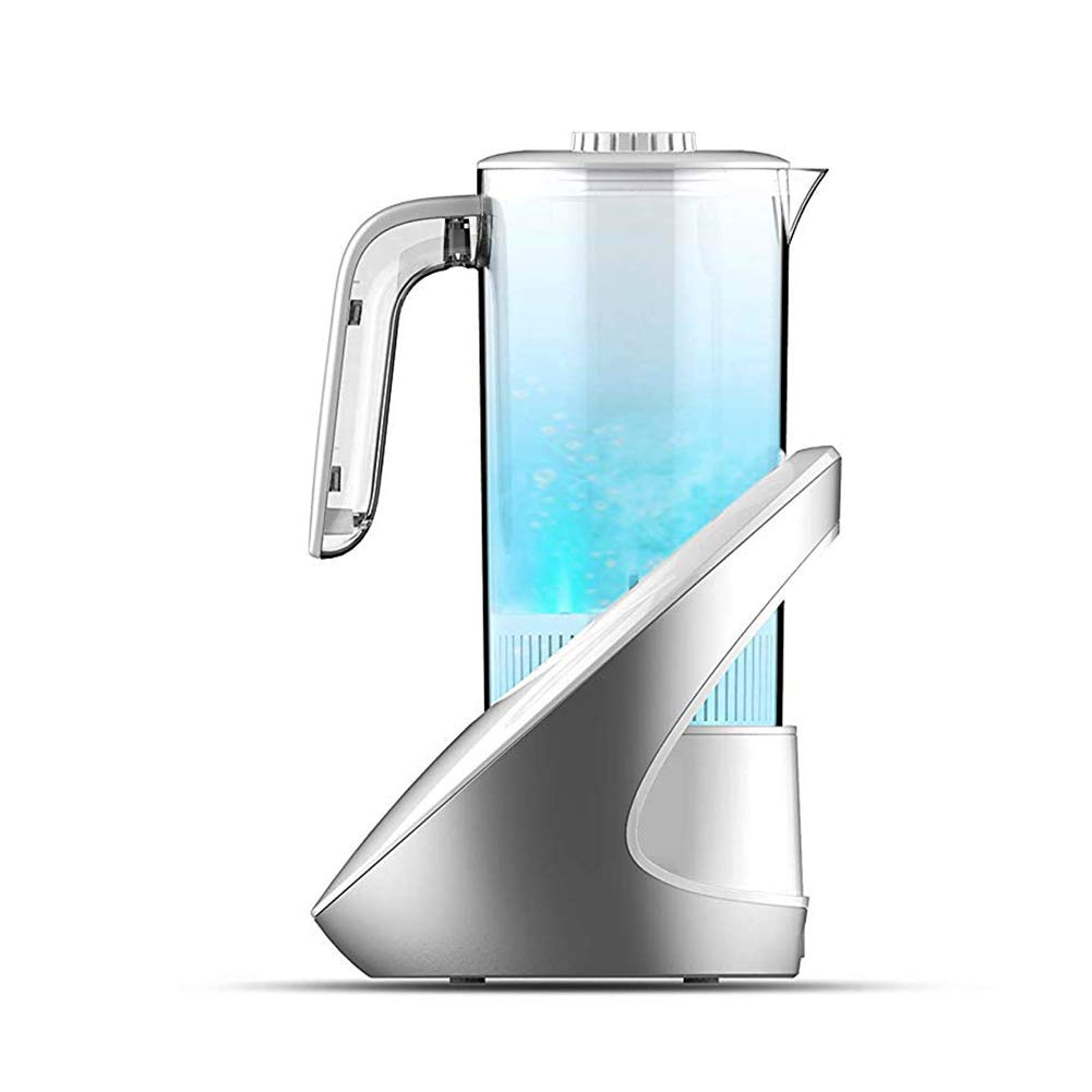 Anti Aging,1.5L Hydrogen-Rich Water Machine Electrolysis Hydrogen-Rich Water Generator Home Rich Hydrogen Water Electrolysis Machine Health Machine for Family