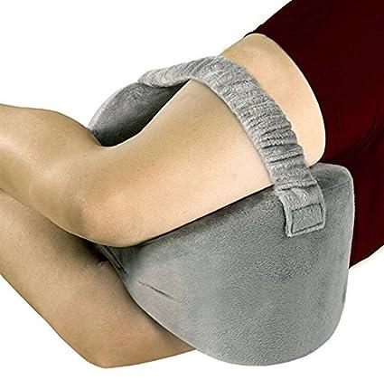 Alivio del Dolor Rodilla almohada ortopédica almohada de rodilla apoyo para ciática Alivio, dolor de