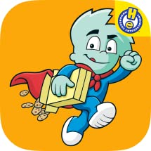 Pajama Sam 3: You Are What You Eat from Your Head To Your Feet [
