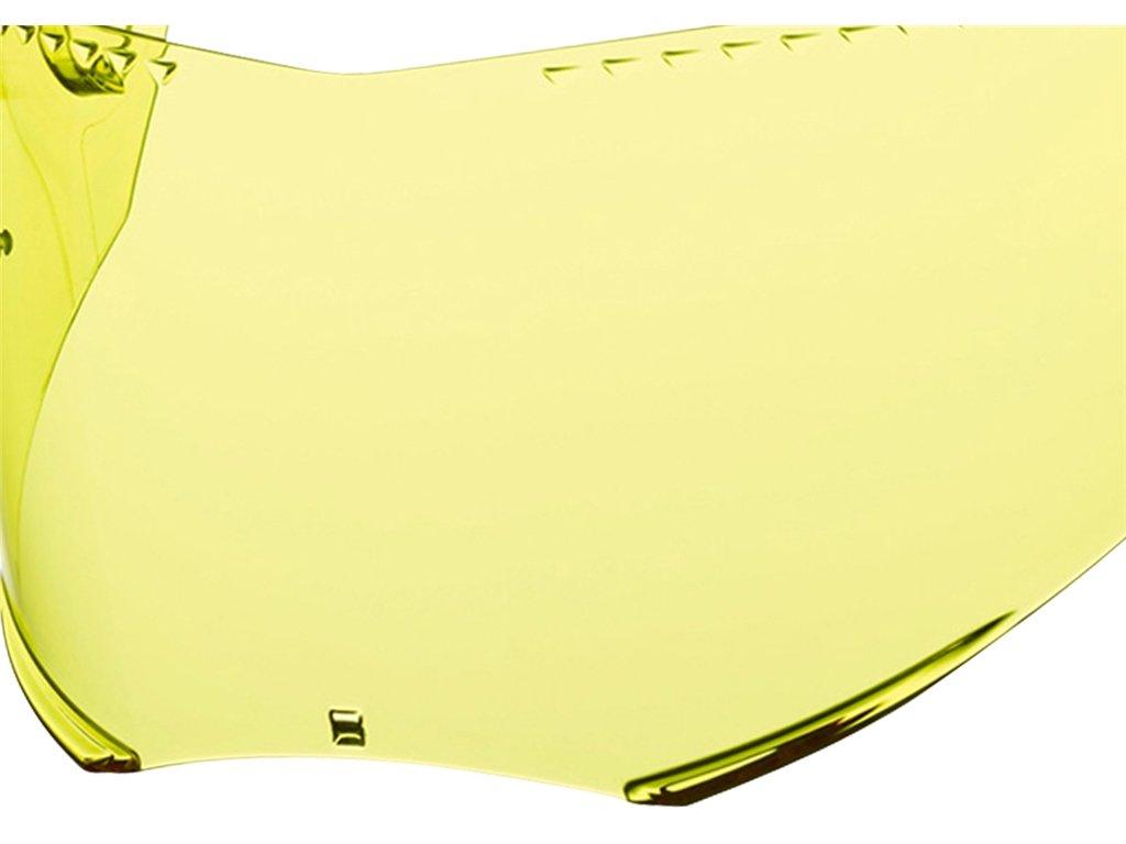 Schuberth S2 C3 Pro Motorcycle Helmet Replacement Visor H//D YELLOW 50//59