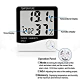 HTC-1 Temperature & Humidity Thermo Hygrometer
