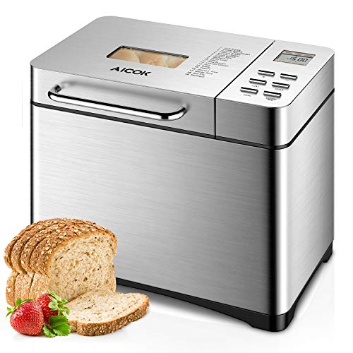 Aicok Stainless Steel Bread