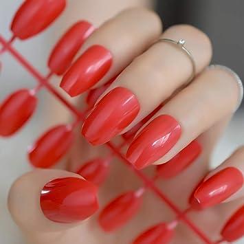 Amazon Com Aaviland So Many Colors Ballerina Fake Nails Simple