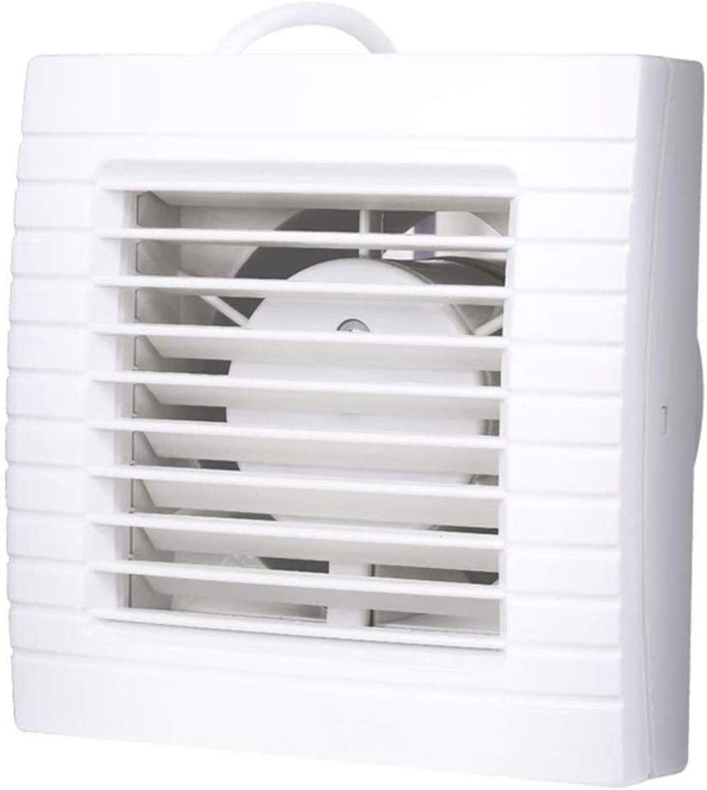 Amazon Com Exhaust Fan Low Noise Ventilation Fan Household Extractor Fan Window Type 4 Inches Ventilator For Kitchen Room Bathroom Zhaoshunli 200411 Home Kitchen