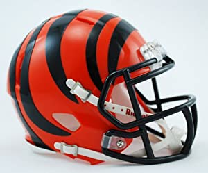 Riddell Revolution Speed Mini Helmet - Cincinnati Bengals