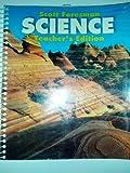 Teacher's Edition, Scott Foresman, 0328034533