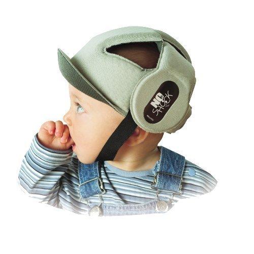 Okbaby No Shock Baby Hat (Beige) by Challenger