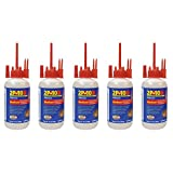 FastCap 2P-10 Professional Medium 10 oz Wood Formula Super Glue Adhesive, 5-Pack