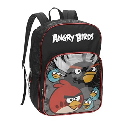 9c09ce09f3 Amazon.com  Angry Birds Backpack  Sports   Outdoors