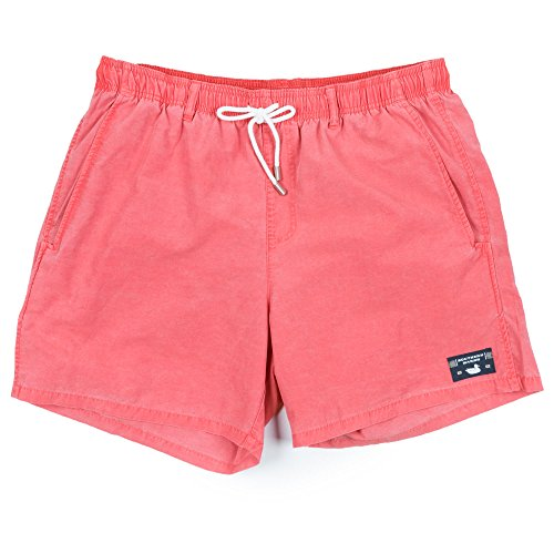 Southern Marsh Shoals Seawash Swim Trunk, Washed Red, X-Large