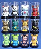 Protech Disney Vinylmation Single Figure Display Cases, 12, 24, or 96 Ct. (Figurines Not Included)